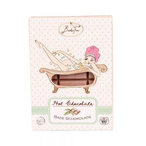 Badefee Schokolade